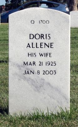Doris Allene <i>Wallace</i> Grissom
