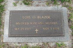 Lois O. Blazek