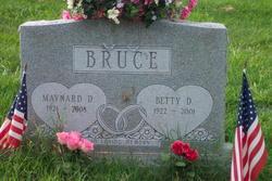 Maynard D. Bruce
