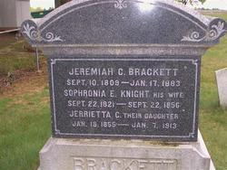 Jerrietta C. Brackett