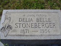Delia Belle <i>Nicholson</i> Stoneberger
