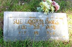 Sue <i>Logan</i> Davis