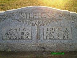 Lottie Jean <i>Jarrell</i> Stephens