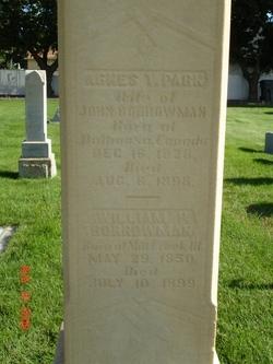 William Park Borrowman