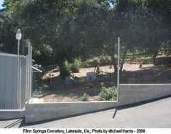 Flinn Springs Cemetery