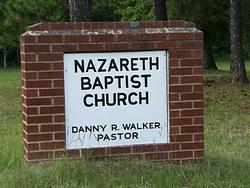 Nazzareth Baptist Church Cemetery