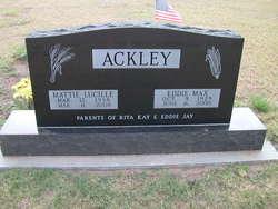 Eddie Max Ackley