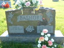Jacqueline Eileen <i>Lear</i> Bashor