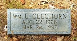 William Edward Cleghorn