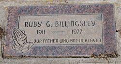 Ruby Gertrude <i>White</i> Billingsley