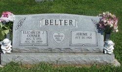 Elizabeth Jane <i>Conner</i> Belter