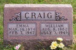 Emma Claracy <i>Oliver</i> Craig