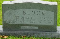 Jesse Martin Block