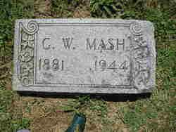 G W Mash