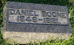 Daniel W Boone