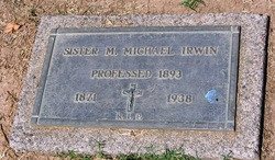 Sr M. Michael Irwin