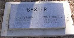 Mazie H. Bater