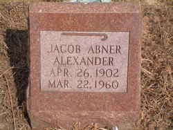 Jacob Abner Alexander