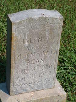Helen L Bean