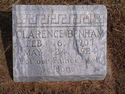 Clarence M. Benham