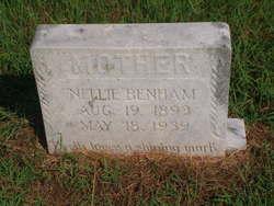 Nellie Benham