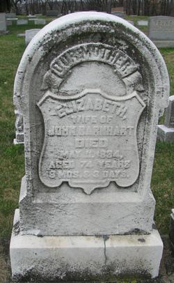 Elizabeth <i>Rowe</i> Barnhart