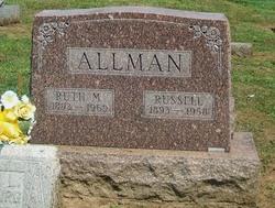 Ruth Minerva <i>Hitt</i> Allman