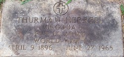Thurman Harrell