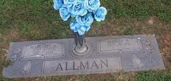 Margaret A <i>Hitt</i> Allman