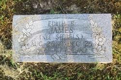 Edith B. <i>Siebels</i> James