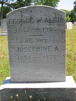 George Washington Albin