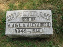 Gerard Mason Alexander
