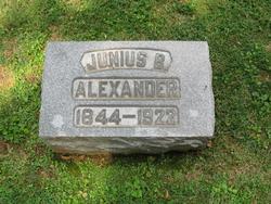 Junius B Alexander
