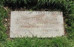 Gen Herbert Caspar Freuler