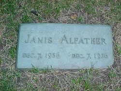 Janet Alfather