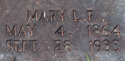 Mary Lincoln <i>Fulcher</i> Custer