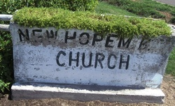 New Hope Missionary Baptist Church Cemetery