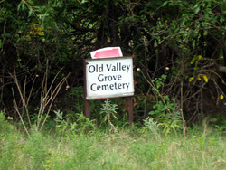 Old Valley Grove Cemetery