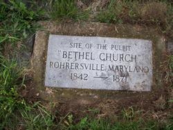 Rohrersville Cemetery