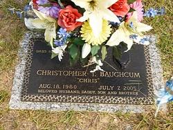 Christopher T Chris Baughcum