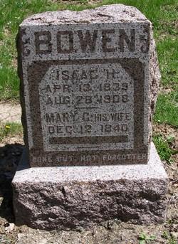 Isaac H. Bowen