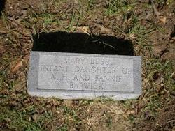 Mary Bess Barwick