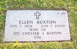 Ellen <i>Mueller</i> Buxton