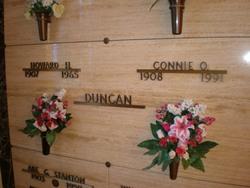 Connie Olevia <i>Watson</i> Duncan