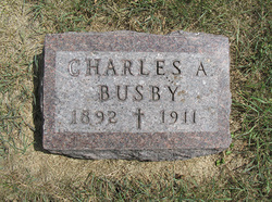 Charles A Chas Busby