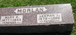 Leeman L Morlan