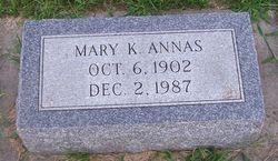 Mary <i>Kearney</i> Annas