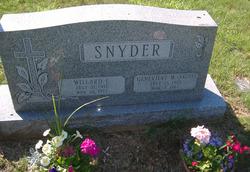 Genevieve M <i>Krupa</i> Snyder