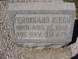 Ferdinand Kiech