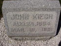 John Kiech